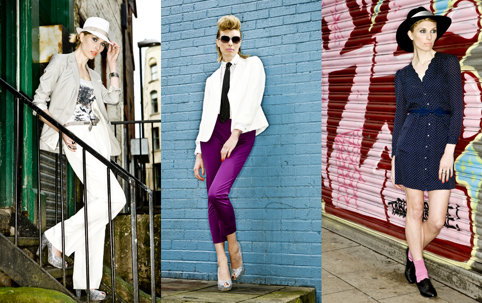 """""""editorial fashion shoot for manchester magazine"""""""