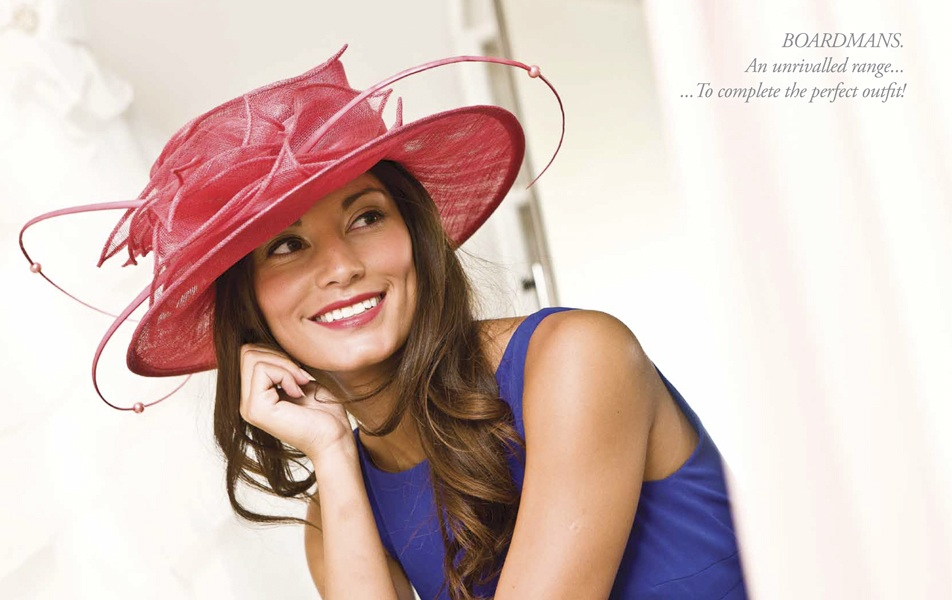 """Photography of designer hats fashion shoot"""