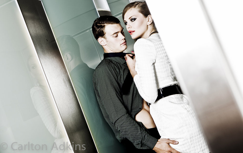 commercial and fashion photography at The Lowry Hotel Manchester