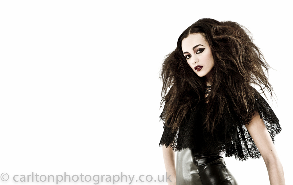 fashion and editorial studio photography in manchester