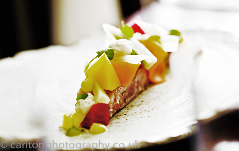 contemporary food photography
