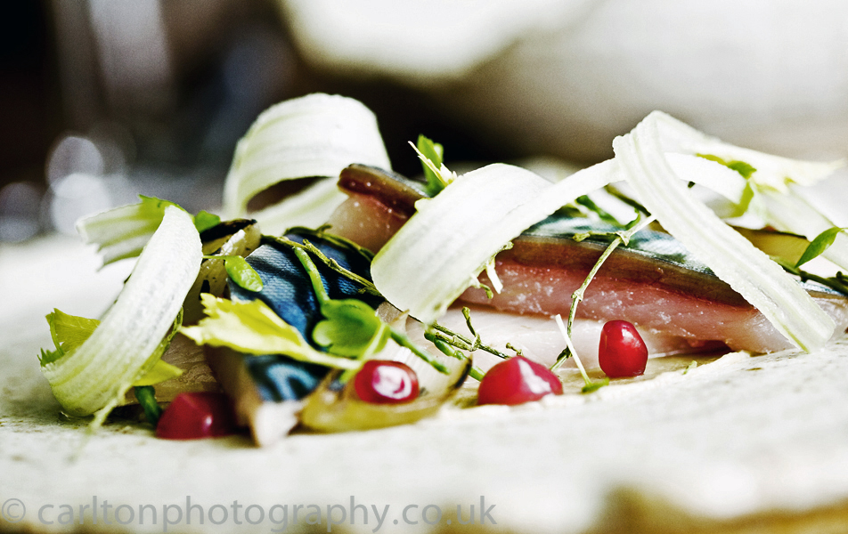 food photography on location at the lord clyde in cheshire