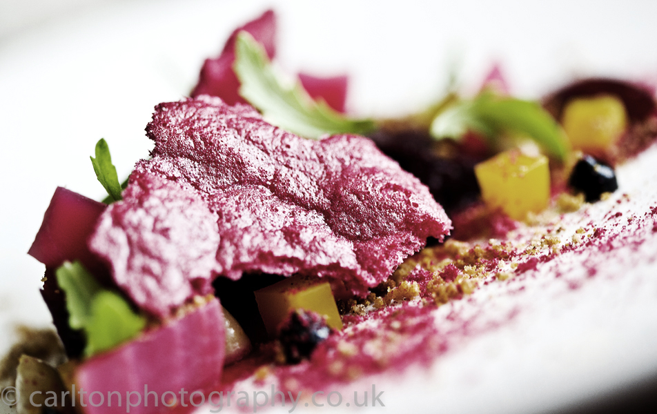 location food photography in manchester and cheshire