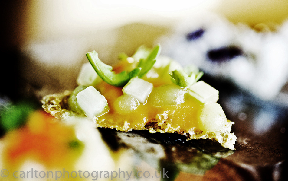 photographing food on location in macclesfield cheshire