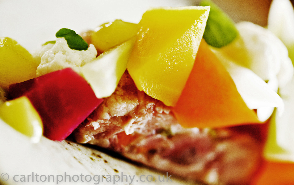photography of food at the lord clyde macclesfield cheshire