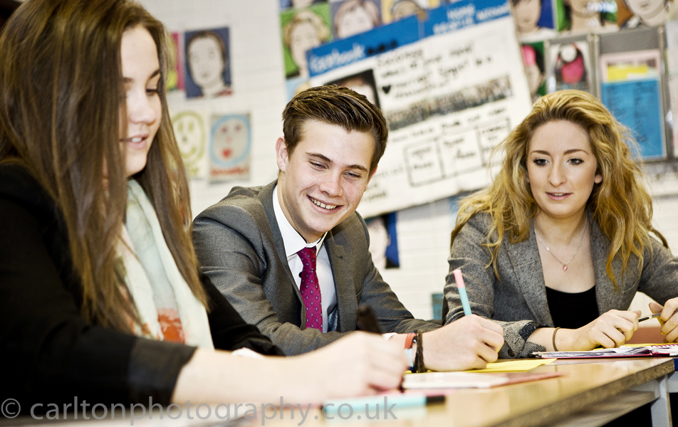commercial photography for the cheshire education authority