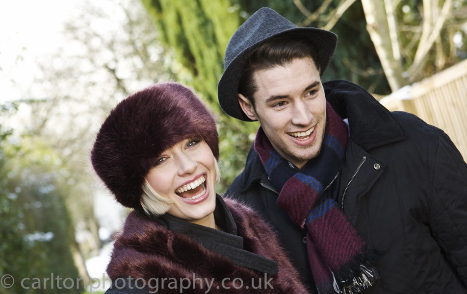 photography of hats and accessories for a manchester fashion retailer