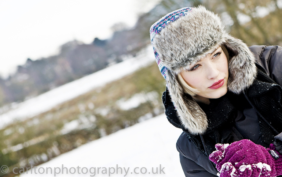 photography of hats and gloves fashion shot in manchester