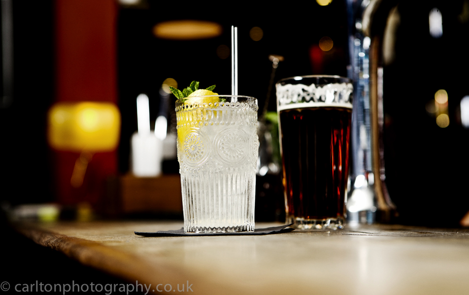 food and drink photography in manchester