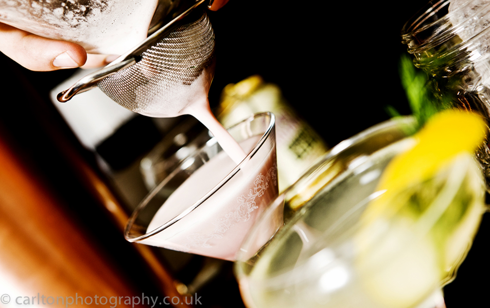 product photography in the food and drink industry