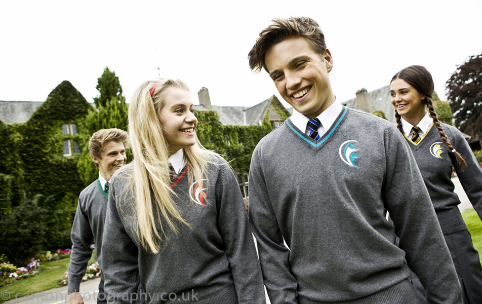 Fashion Photography for Trutex School Wear