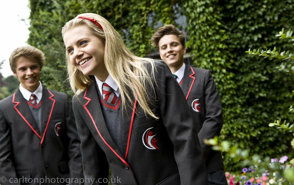 fashion photography for schoolwear in manchester
