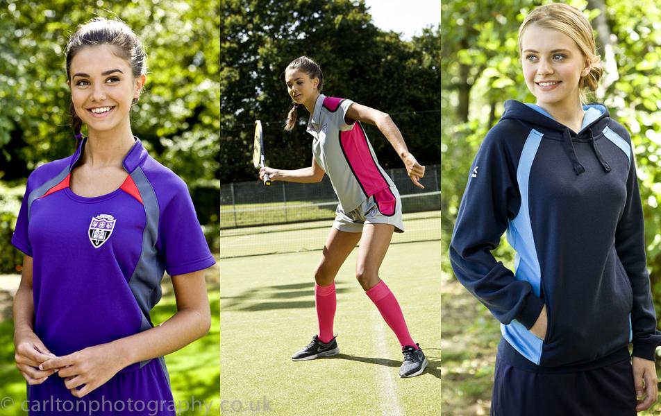 sportswear fashion for schools