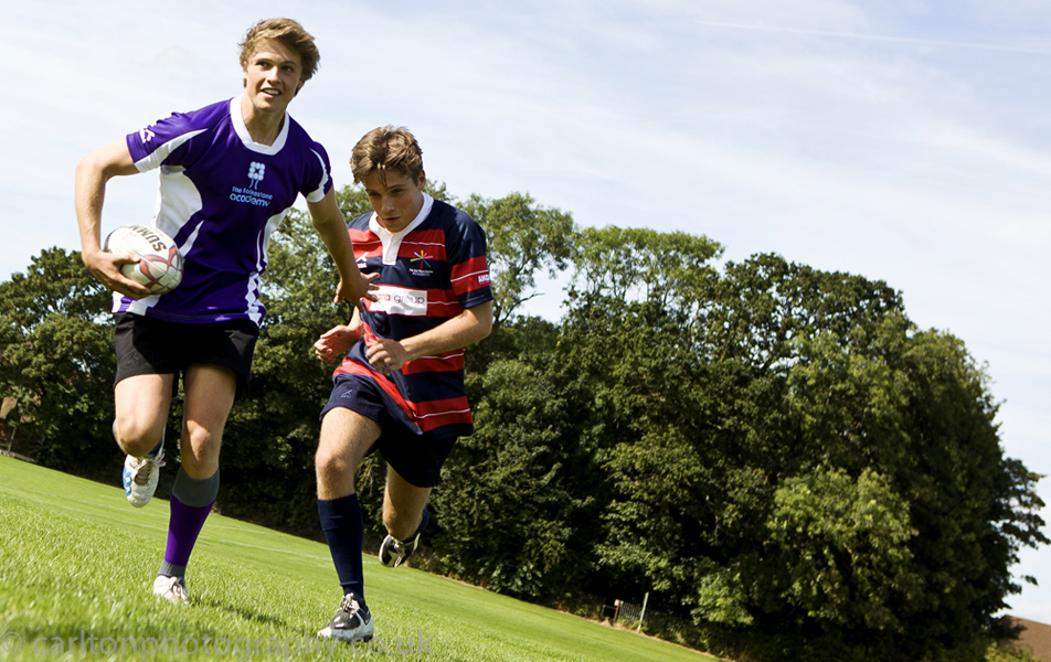 sportwear photography for schools in manchester