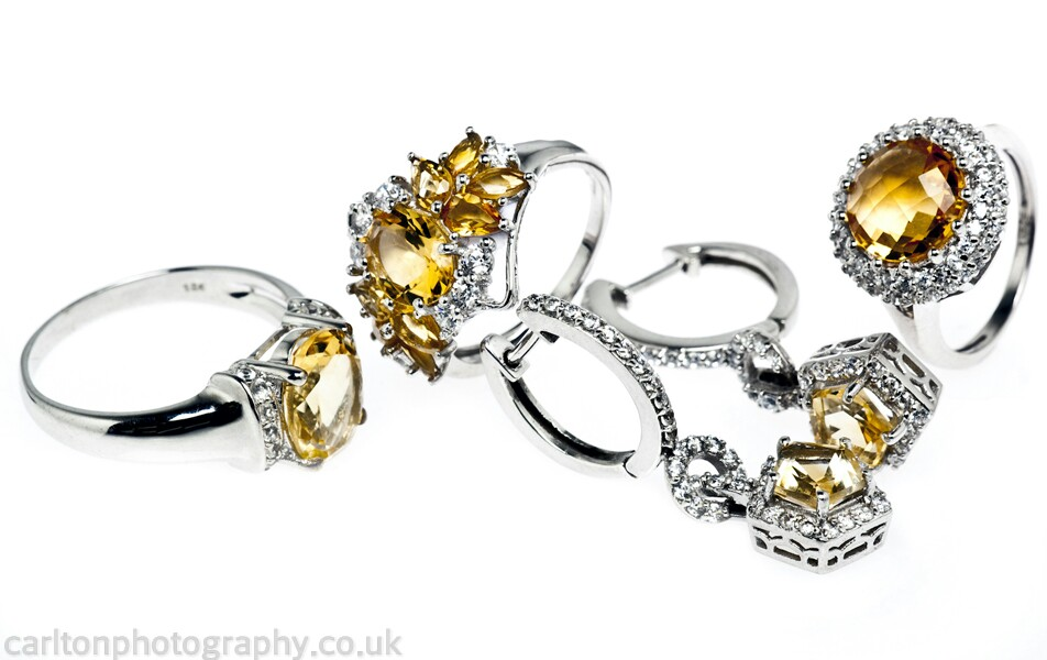 jewellery product photography manchester