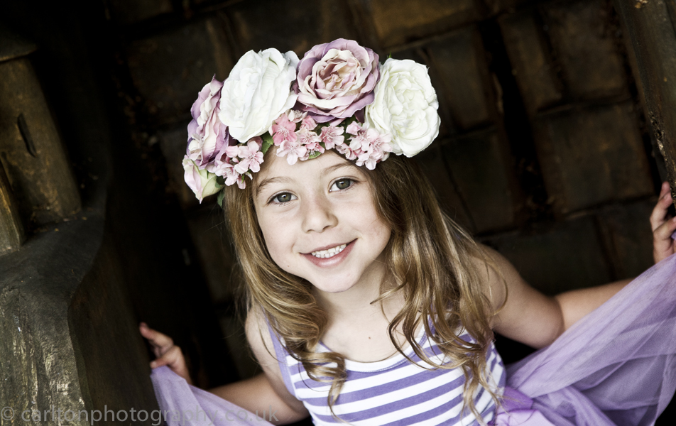 childrens fashion headwear photographer based in manchester