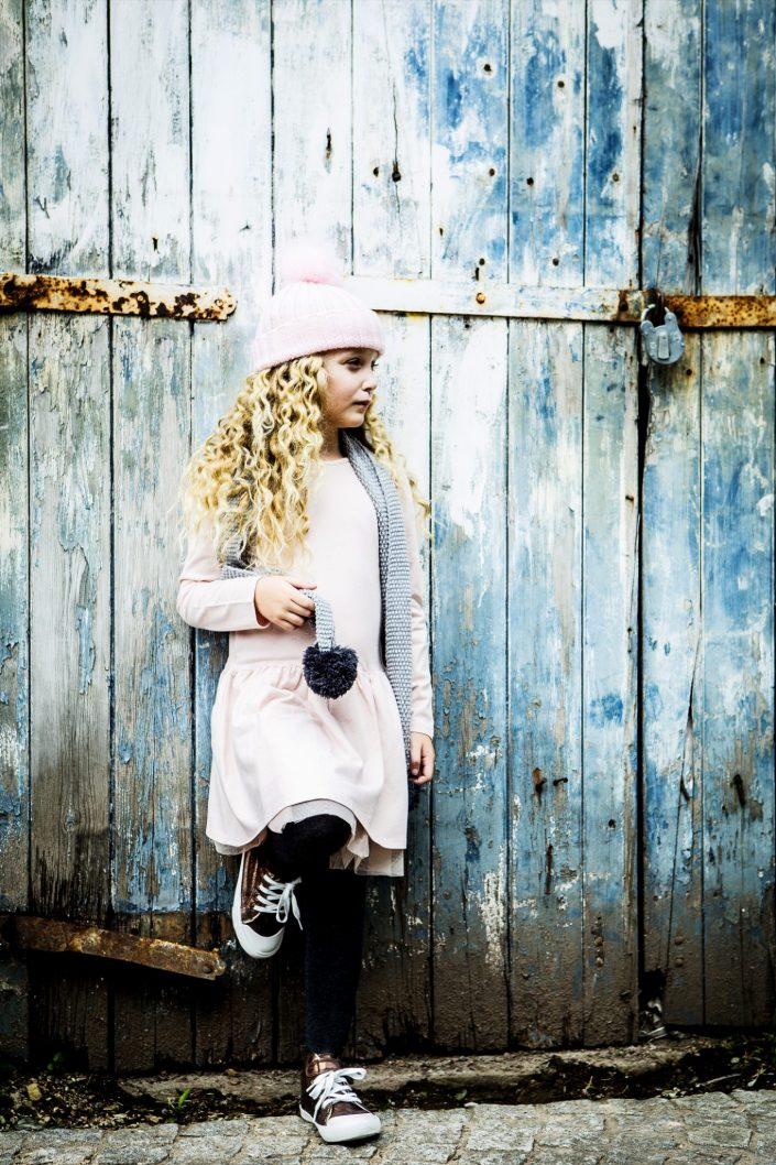 Kidswear Fashion Photography on location in Manchester