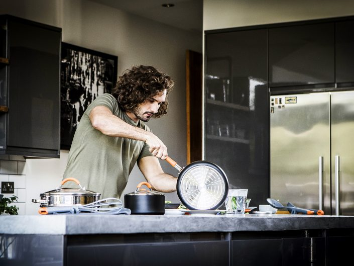 Lifestyle Food and Product Photography for Joe Wicks
