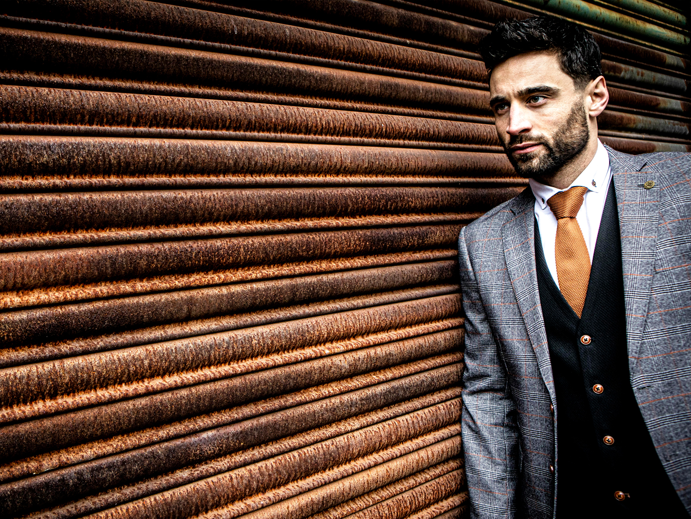 menswear fashion photography in manchester