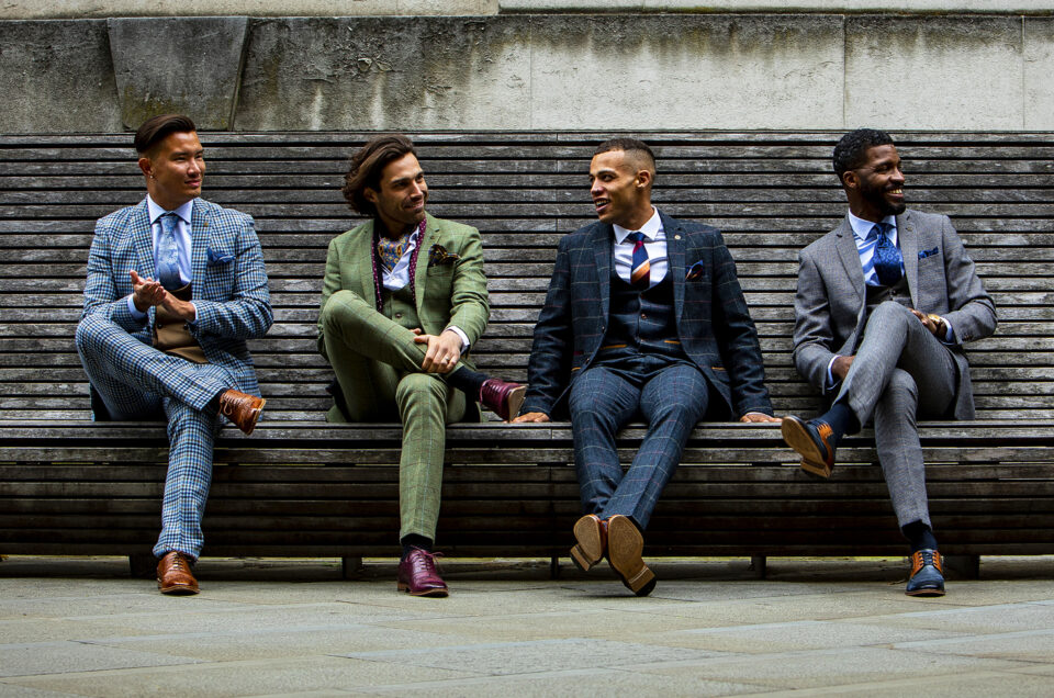 Lifestyle menswear fashion photography
