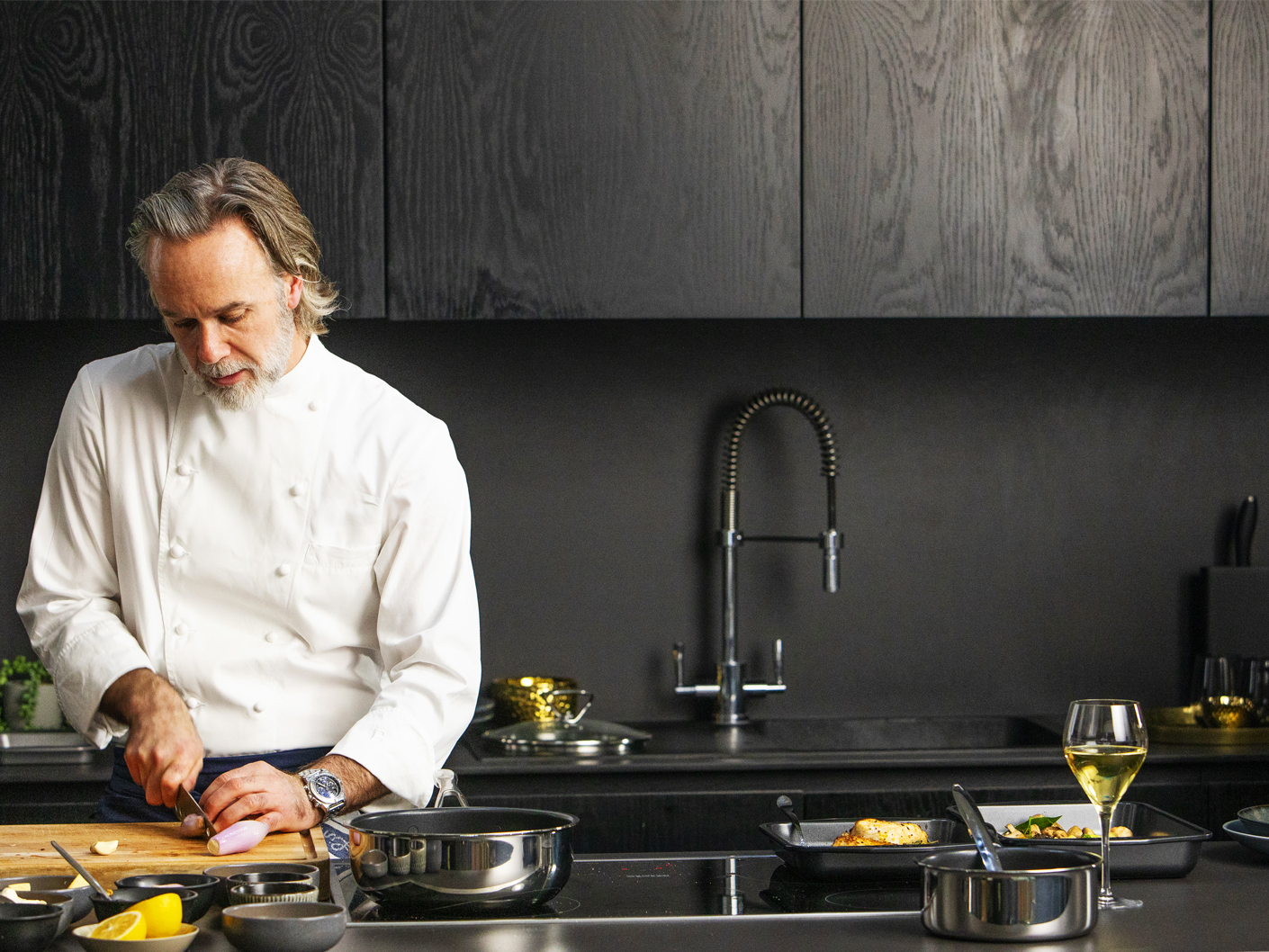 commercial-photography-of-marcus-wareing-on-location-in-london