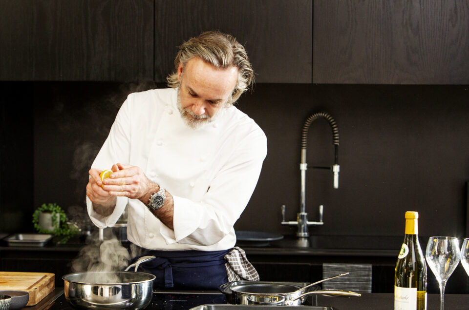 Food and Lifestyle Photography with Marcus Wareing